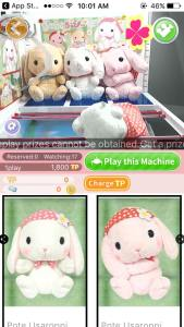 Toreba Claw Game App Screenshot
