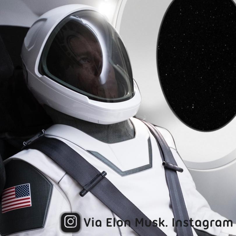SpaceXSpacesuit